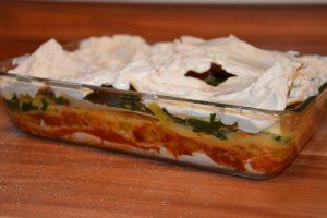 Mangold-Paprika-Lasagne_Eingeschichtet