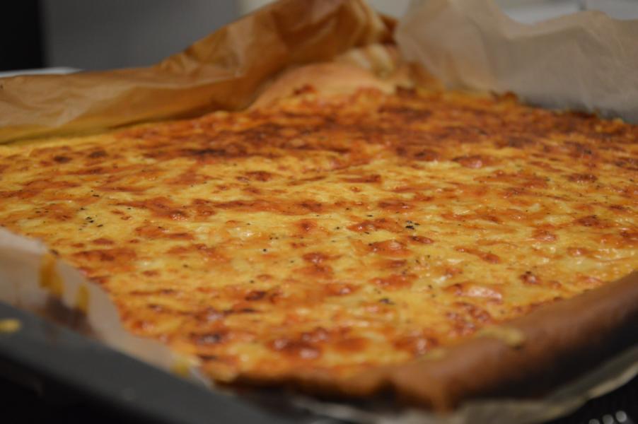 Chäschueche (Käsequiche)