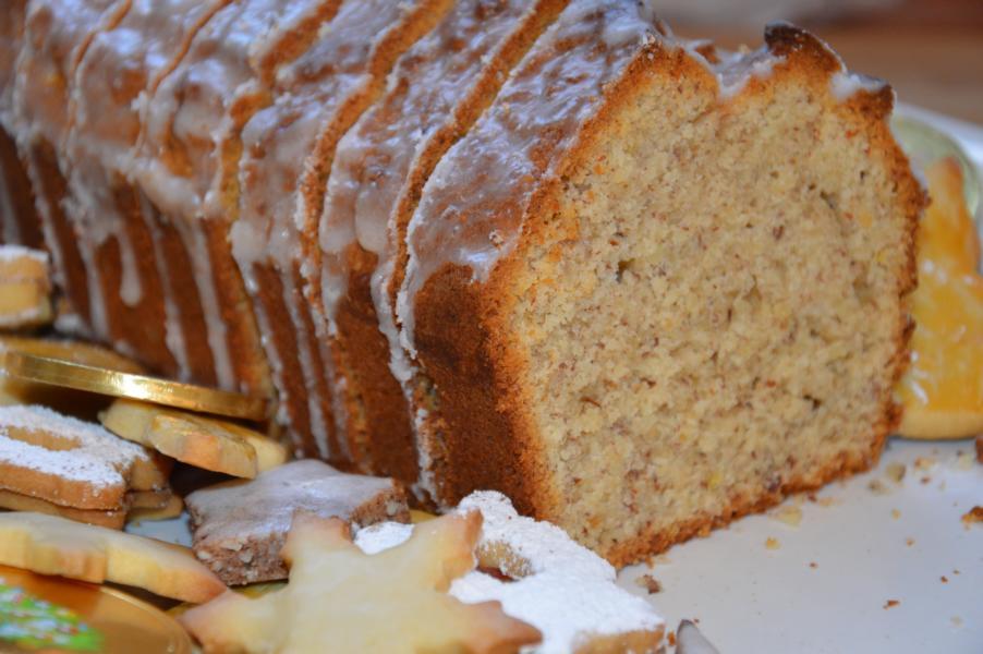 Mandel-Zimt-Cake