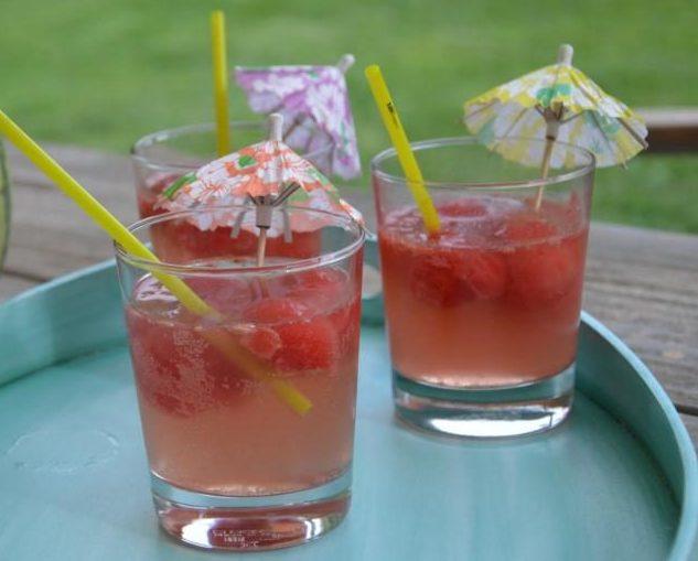 Wassermelonenbowle