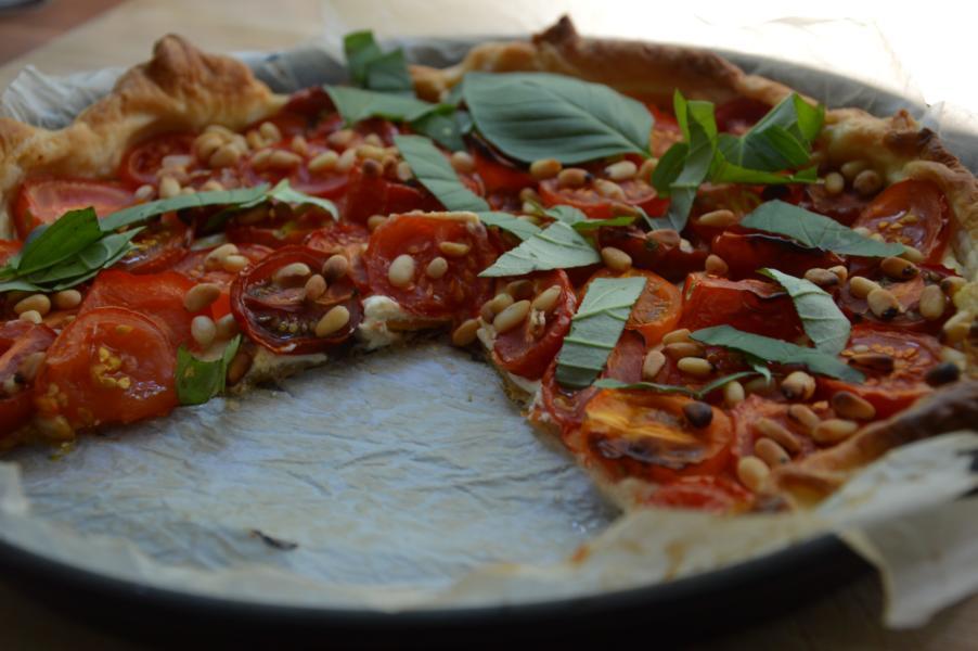 Tomaten Tarte